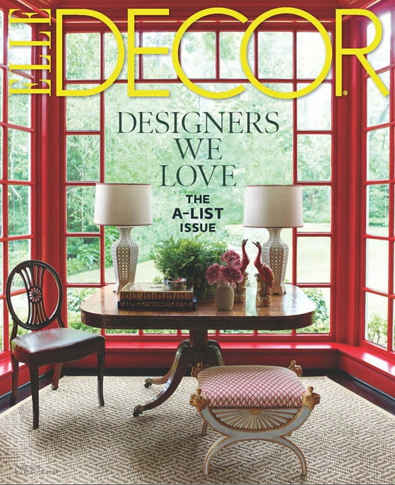 Nate Berkus Interiors ELLE DECOR Michael Boodro